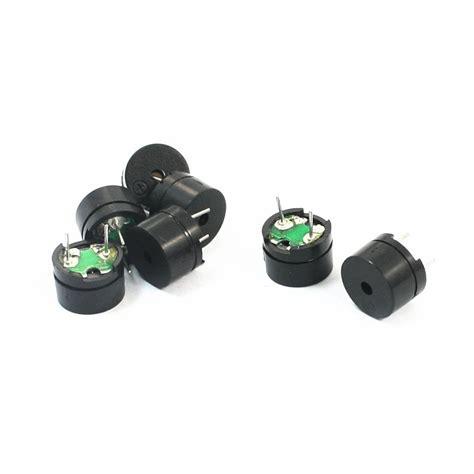 Piezo Hl004 Speaker Mini 3 5 10pcs 5v passive buzzer acoustic component mini alarm speaker for arduino ebay