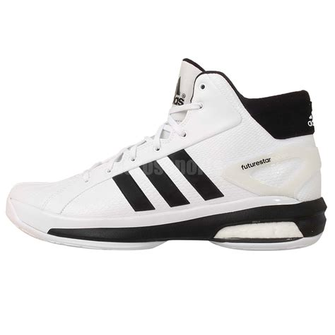 all white adidas basketball shoes adidas futurestar boost white black nyc all mens
