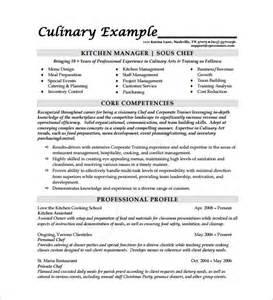 Resume Sle For Chef by Chef Resume Template 12 Free Word Excel Pdf Psd Format Free Premium Templates