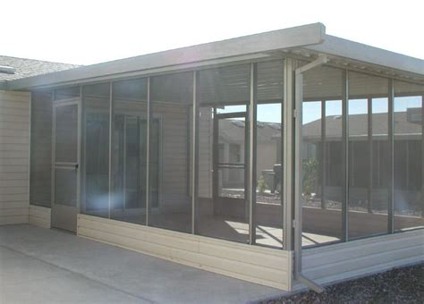 outdoor room insect screen homes gardens