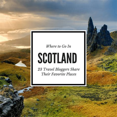 best place in scotland to see the northern lights best places in scotland travel bloggers share where to