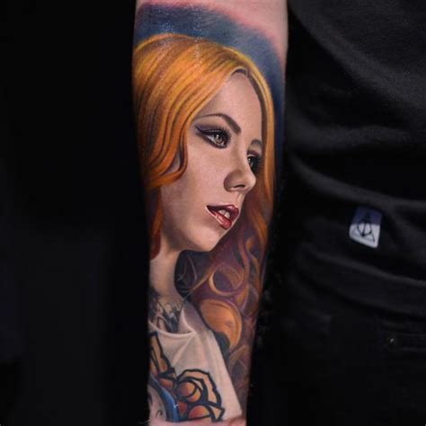 megan massacre tattoo by nikko hurtado tattoonow