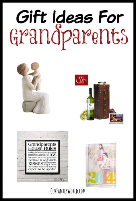 ideas from baby to grandparents for christmas gift ideas for grandparents from grandkids ourfamilyworld