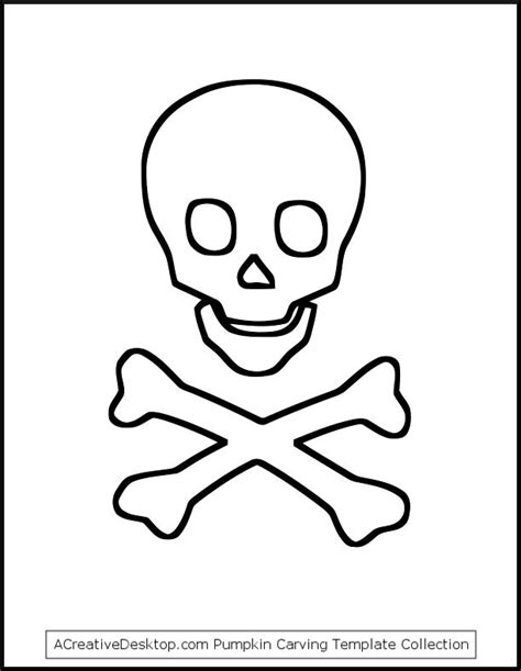 pirate template best photos of pirate skull template pirate skull and