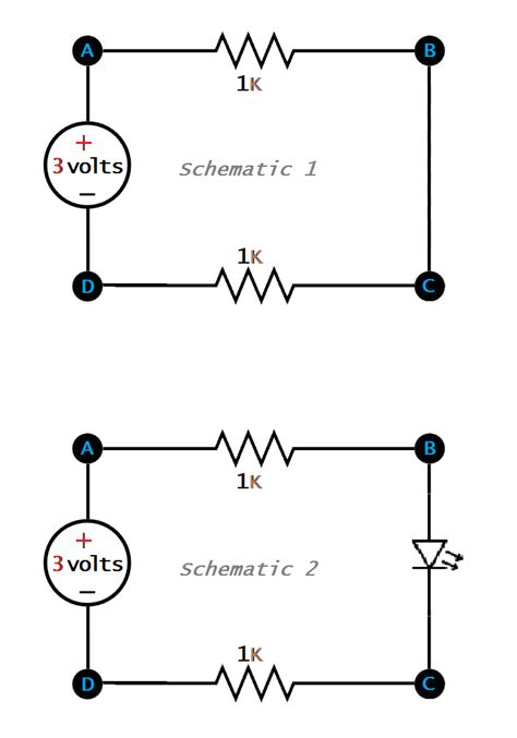 what does a diode resistor do voltage effects of a resistor electrical engineering stack exchange