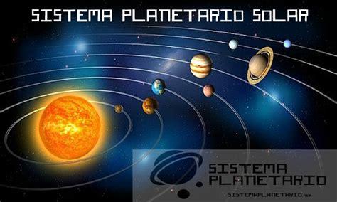 imagenes extrañas de los planetas sistema planetario solar con fondo y sus orbitas
