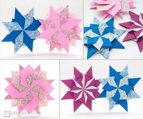 Origami Wreaths And Rings - origami rings and wreaths gallery go origami