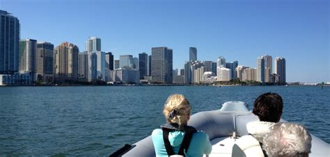 best miami vice boat scene miami boat tours ocean force adventures miami sightseeing