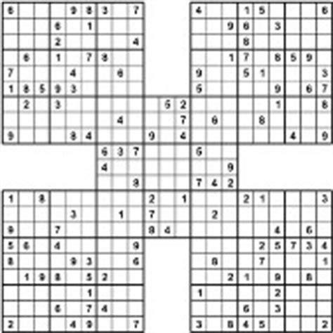 printable sudoku challenge 7 best images of printable challenging puzzle printable