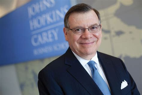 Carey Mba Credits by New Dean For Carey Hub