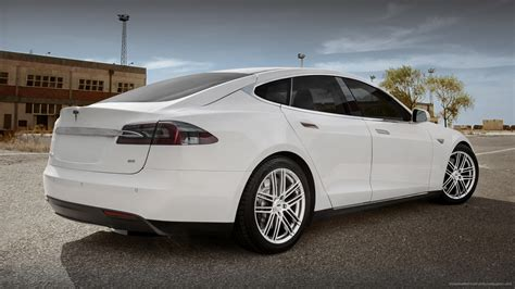 Free Tesla Model S Tesla Model S Wallpapers High Quality Free
