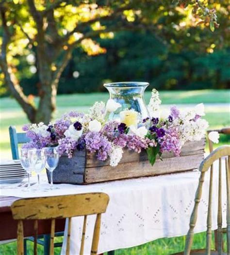 outdoor wedding table centerpiece ideas 17 best images about tabletop centerpieces on
