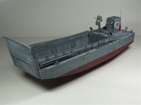 craft models for plastic models on the boats vol 9 lcm 3