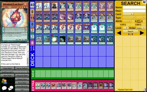 Spell Counter Deck by The Organization Endymion