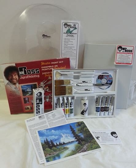 bob ross painting kit review 5 hobbies to get hooked on core77