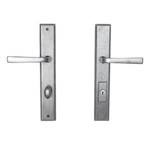 Front Door Door Handles Continental Hardware Manufacturing 06 1 Monaco Multipoint Trim Front Door Handle Atg Stores