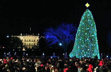 imagenes de navidad usa en fotos el mundo se llena de luz y de color para recibir