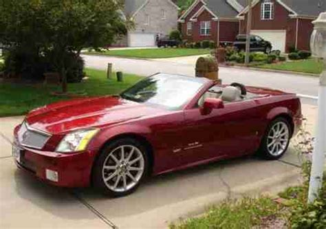 auto air conditioning repair 2006 cadillac xlr v user handbook purchase used 2006 cadillac xlr v supercharged price 11 900 fully loaded convertible
