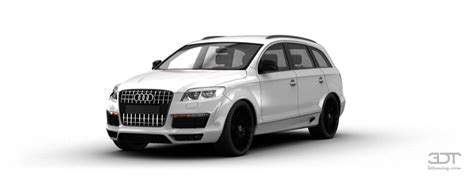 Audi Q7 Configurator by 3dtuning Of Audi Q7 Suv 2009 3dtuning Unique On Line