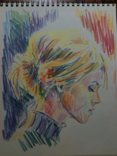 color pencil sketch colored pencil sketches by joe vandello