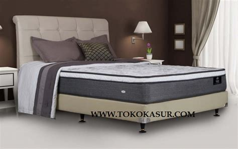 Bed Airland No 2 airland 101 algerian 28 cm soft comfort toko kasur