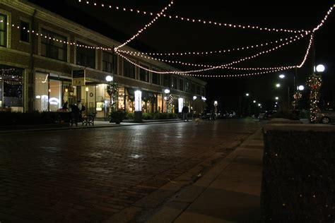 neighborhoods master plans and tivoli lights an end of