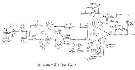 diode envelope detector diode detector circuit for am 28 images the envelope detector hf diode detector am diode