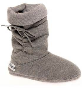 grosby hoodie womens slippers boots ugg indoor
