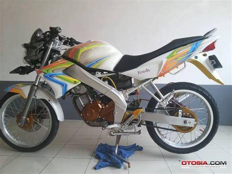 Lu Hid Motor Vixion foto dan gambar modifikasi motor vixion gaya smart
