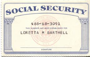Editable Social Security Card Template Blank Fillable Social Security Card Just B Cause