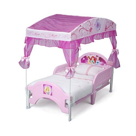 princess canopy beds for girls disney princess canopy toddler bed delta toys quot r quot us