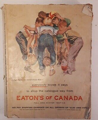 Eaton S Spring Amp Summer 1976 Store Catalog Eatons Store