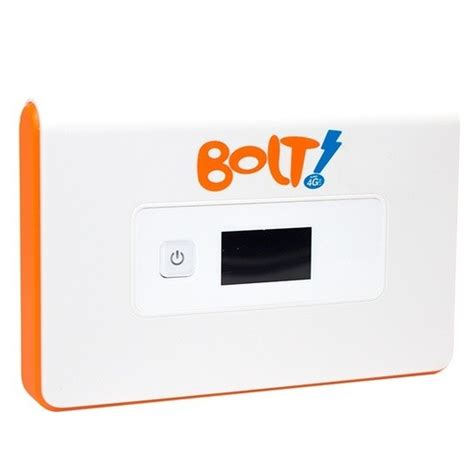 Bolt Wifi Portable Bolt Mobile Wifi 4g Lte 100mbps Kartu Perdana 8gb Lazada Indonesia