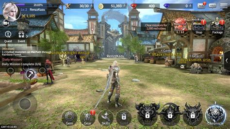 game mod apk obb dragon nest 2 legend v0 3 18 apk data obb free download