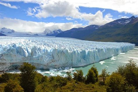 Ft To Meter by Perito Moreno Glacier Argentina
