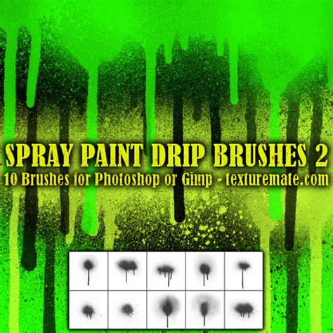 spray paint fonts for photoshop photoshop brushes 25 free brushes set for designers