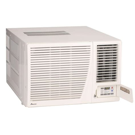 amana 17 300 btu r 410a window heat air conditioner
