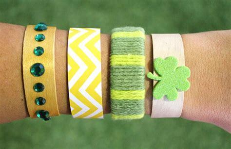 Stik Es Krim Stick Kreasi 5 Warna Food Grade 50pcs diy popsicle stick bracelets for st patrick s day diy