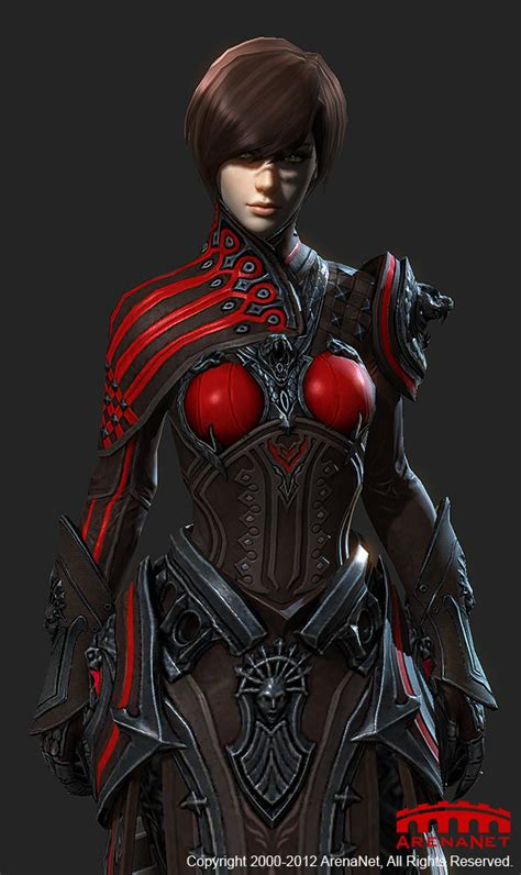Gw2 Light Armor Gallery by Guild Wars 2 Character Creature Work