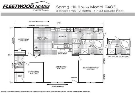 luxury new mobile home floor plans design with 4 bedroom 1997 fleetwood mobile home floor plan luxury mobile home
