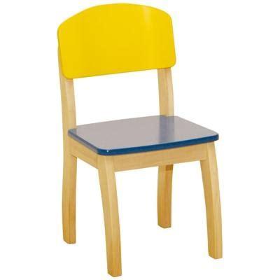 sedia colorata sedia legno colorata