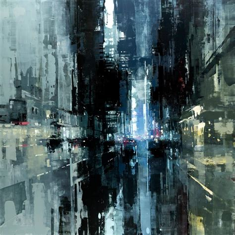 Painting And Cityscapes new based cityscapes set at and dusk by
