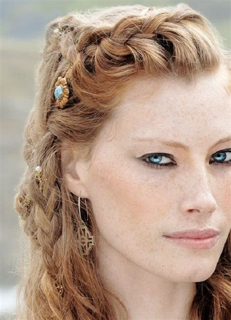 viking hair styles viking hairstyles for women with long hair it s all