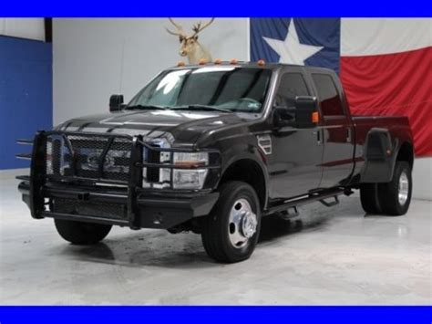 how to sell used cars 2008 ford f350 head up display sell used 2008 f350 6 4l diesel 4x4 dually lariat navigation back up cam crew serviced in