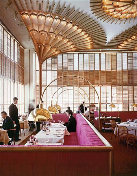 American Gardenscapes Kansas City Warren Platner Designed The American Restaurant In Kansas