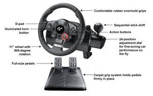 Logitech Steering Wheel Ps3 Driving Gt Logitech Driving Force Gt Parte I Ataque Tecnol 243 Gico 3 0