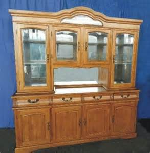 1 299 new solid oak china cabinet for sale in brookings