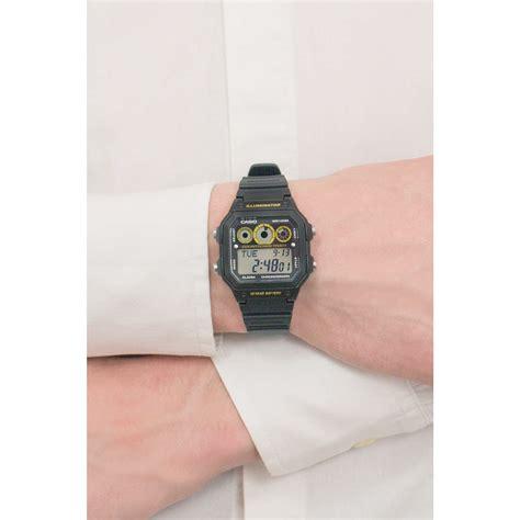 Casio Ae 1300wh orologio multifunzione uomo casio casio collection ae