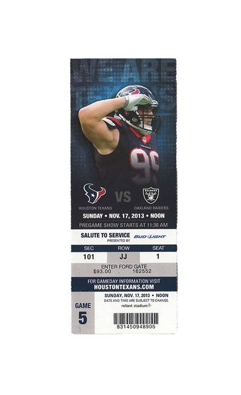 houston texans tickets buying guide ebay