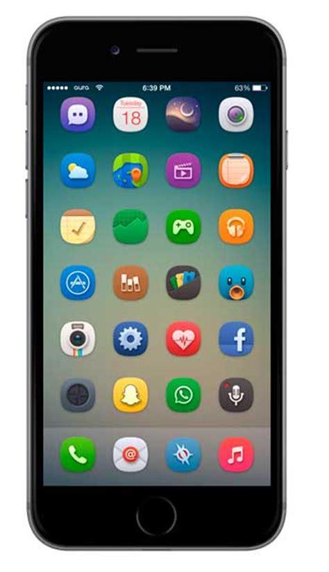 temas para iphone los mejores temas de winterboard para ios 8 iphone 6 y